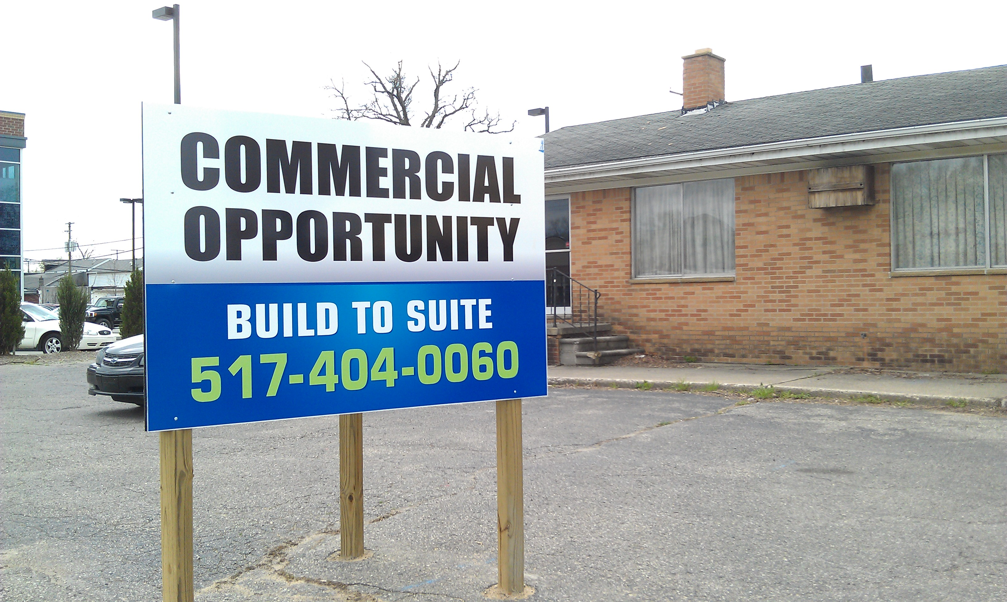 Commercial W4 Signs