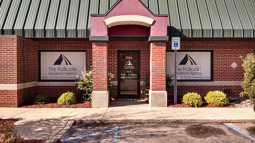 Insurance exterior signs