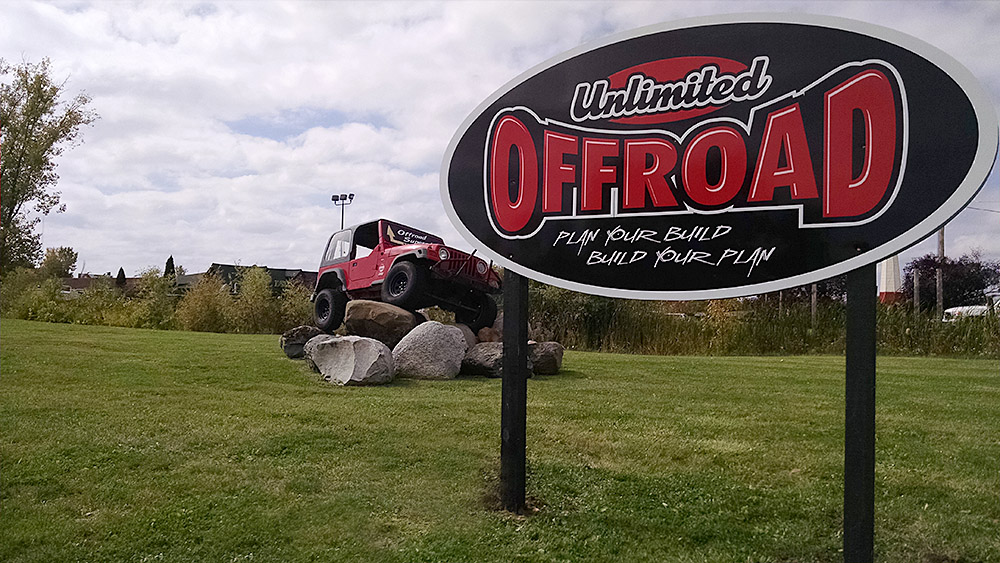 Michigan City Jeep >> Yard Signs - W4 Signs